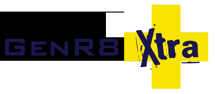GenR8 Extra Logo